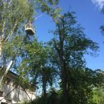 Skyliftkurs mobil plattform